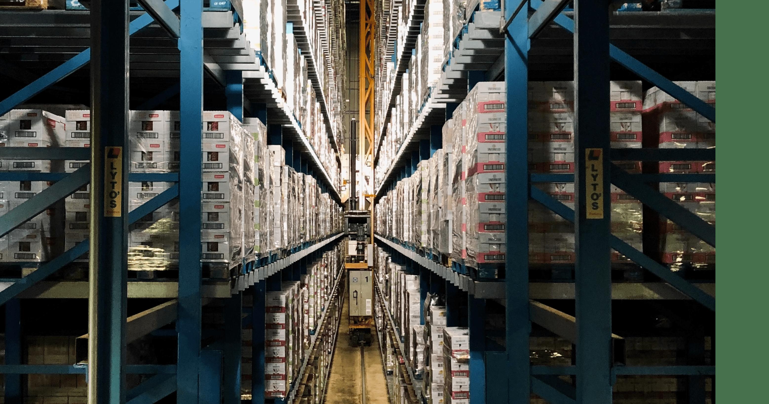 imagen de un almacén
