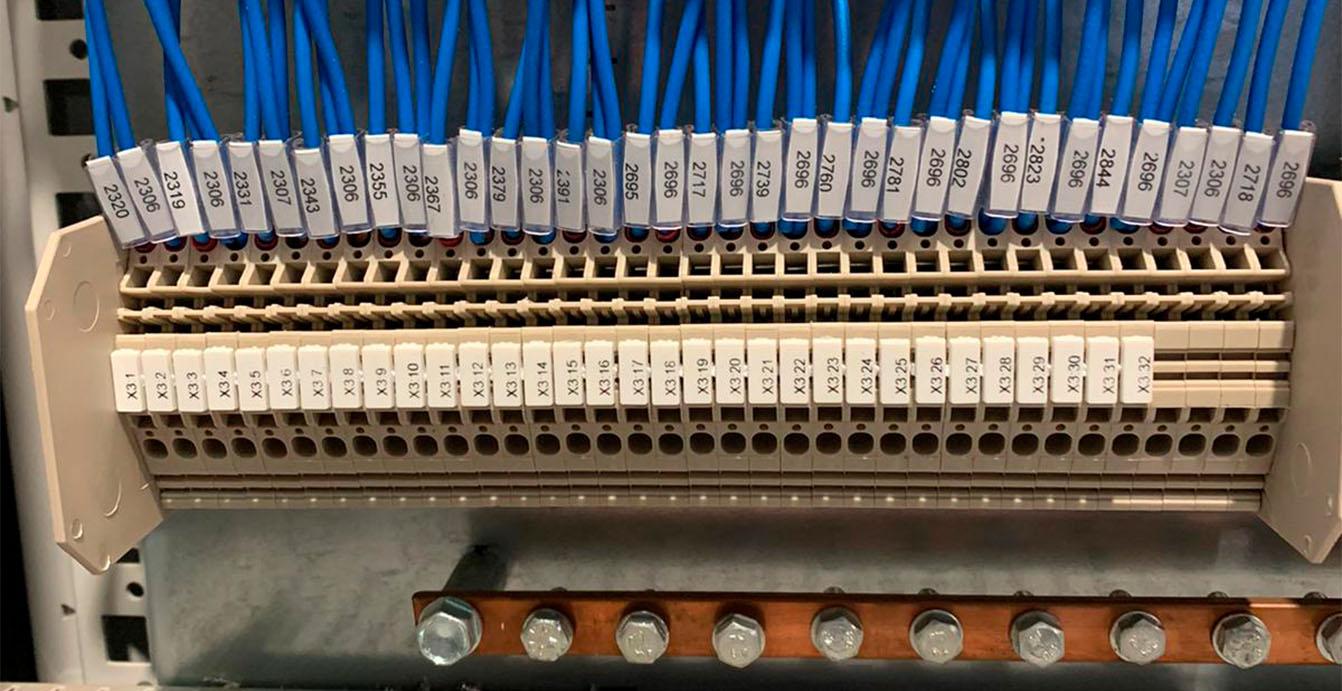 Proyecto nuevo Sevilla cuadro eléctrico